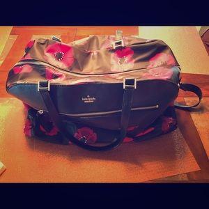 Kate Spade Wilson Road Poppy Weekender Bag